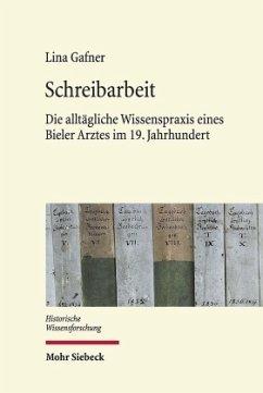 Schreibarbeit - Gafner, Lina