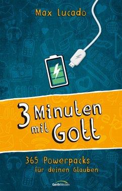 Drei Minuten mit Gott (eBook, ePUB) - Lucado, Max
