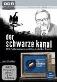 Der schwarze Kanal - DDR-Politpropaganda zu Zeiten des Kalten Krieges DVD-Box