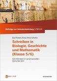 Schreiben in Biologie, Geschichte und Mathematik (Klasse 5/6) (eBook, PDF)