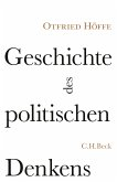 Geschichte des politischen Denkens (eBook, ePUB)
