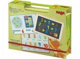 HABA 302589 - Magnetspiel-Box 1 2... Zählerei