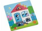 HABA 302527 - Greifpuzzle Mein Zuhause