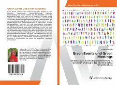 Green Events und Green Meetings