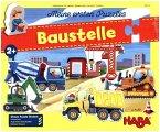 HABA 302413 - Meine ersten Puzzles – Baustelle