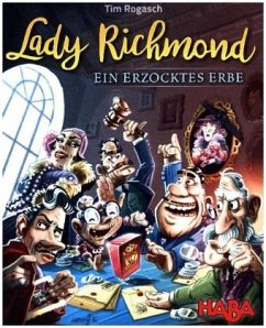 HABA 302355 - Lady Richmond ? Ein erzocktes Erbe