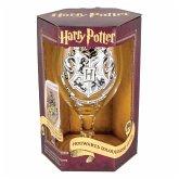 Harry Potter Hogwarts Farbwechsel Glas 300ml