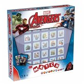Winning Moves WIN28691 - Top Trumps Match, Marvel Avengers, Würfelspiel, Strategiespiel