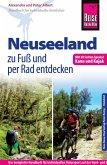 Reise Know-How: Neuseeland zu Fuß und per Rad entdecken (mit 20 Seiten Special Kanu und Kajak) (eBook, PDF)