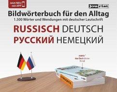 Bildwörterbuch für den Alltag Russisch-Deutsch - Jourist, Igor
