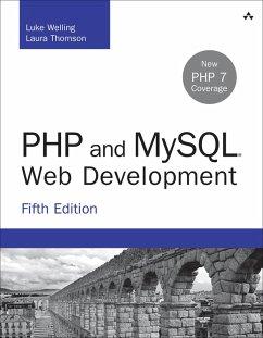 PHP and MySQL Web Development (eBook, PDF) - Welling, Luke; Thomson, Laura