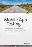 Mobile App Testing (eBook, PDF)