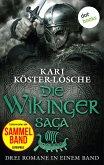 Die Wikingersaga - Drei Romane in einem Band (eBook, ePUB)