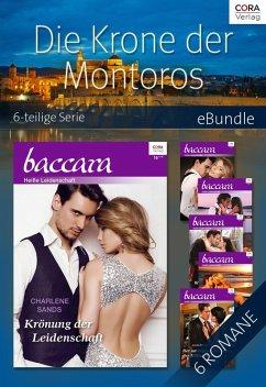 Die Krone der Montoros - 6-teilige Serie (eBook, ePUB)