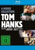Tom Hanks 4 Movie Collection Bluray Box