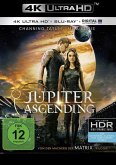 Jupiter Ascending (4K Ultra HD, 2 Discs)