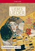 Liebeslieder, Chorleiterband, m. Audio-CD