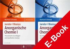 Package: Jander/Blasius, Anorganische Chemie I + II (eBook, PDF) - Schweda, Eberhard