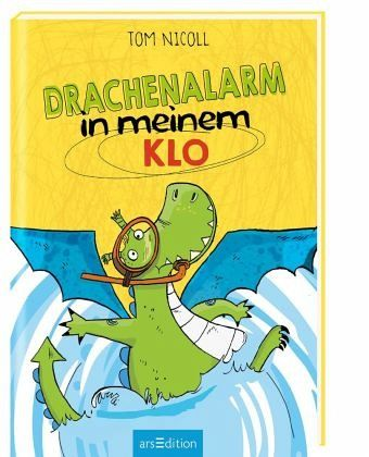 Buch-Reihe Drachenalarm