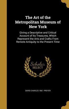 ART OF THE METROPOLITAN MUSEUM
