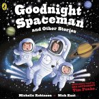 Goodnight Spaceman and Other Stories, Audio-CD