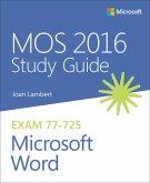 MOS 2016 Study Guide for Microsoft Word (eBook, PDF)
