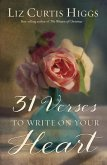 31 Verses to Write on Your Heart (eBook, ePUB)