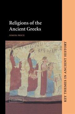 Religions of the Ancient Greeks (eBook, PDF) - Price, Simon