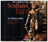 Die größten Fälle von Scotland Yard - Die Willsher Affäre, 1 Audio-CD