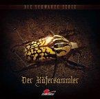 Schwarze Serie - Der Käfersammler, 1 Audio-CD