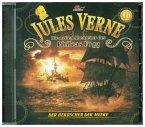 Die neuen Abenteuer des Phileas Fogg - Der Herrscher der Meere, 1 Audio-CD