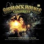 Sherlock Holmes Chronicles - Das gefleckte Band, 1 Audio-CD