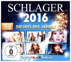 Schlager 2016-Die Hits Des Jahres - Diverse