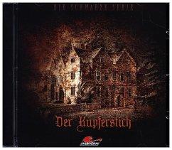 Schwarze Serie - Der Kupferstich, 1 Audio-CD