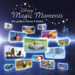 Disney Magic Moments-Die Größten Disney Filmhits - Original Soundtrack
