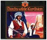 Karl May Klassiker - Durchs wilde Kurdistan, 1 Audio-CD