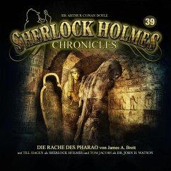 Die Rache des Pharaos / Sherlock Holmes Chronicles Bd.39 (Audio-CD)