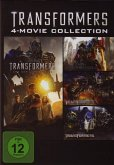 Transformers 1-4 Collection DVD-Box