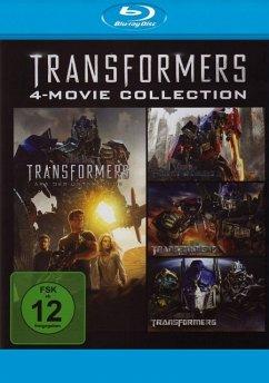Transformers 1-4 (4 Discs) - Josh Duhamel,Shia Labeouf,Megan Fox