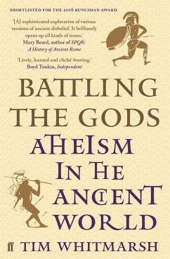 Battling the Gods - Whitmarsh, Tim
