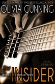Insider (Exodus End World Tour, #1) (eBook, ePUB)