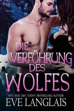 Die Verführung des Wolfes (Kodiak Point, #4) (eBook, ePUB) - Langlais, Eve
