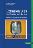 Extrusion Dies for Plastics and Rubber (eBook, PDF)