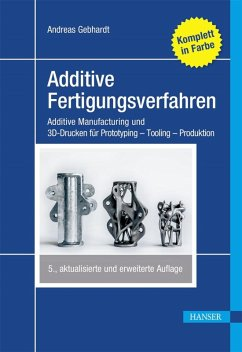 Additive Fertigungsverfahren (eBook, PDF) - Gebhardt, Andreas