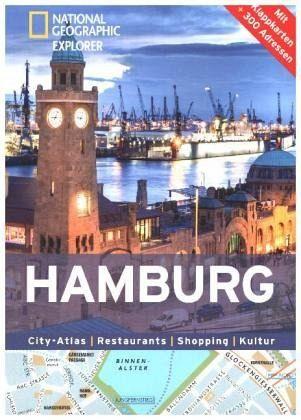 f271747aee315 NATIONAL GEOGRAPHIC Explorer Hamburg - Landkarten portofrei bei ...