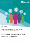 Faktoren salafistischer Radikalisierung. Bedeutung und Wirkung auf junge Muslime in Deutschland aus Expertensicht