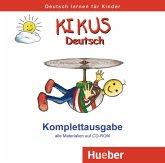 Komplettausgabe alle Materialien auf CD-ROM / KIKUS Deutsch