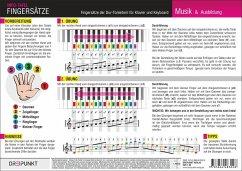 Klavier Fingersätze - Schulze, Michael