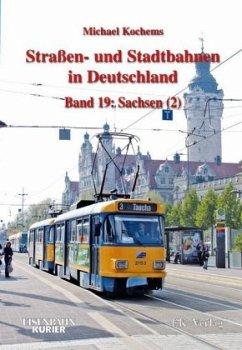 Straßen- und Stadtbahnen in Deutschland 19 - Höltge, Dieter