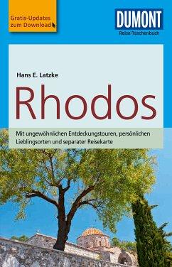 DuMont Reise-Taschenbuch Reiseführer Rhodos (eBook, PDF) - Latzke, Hans E.
